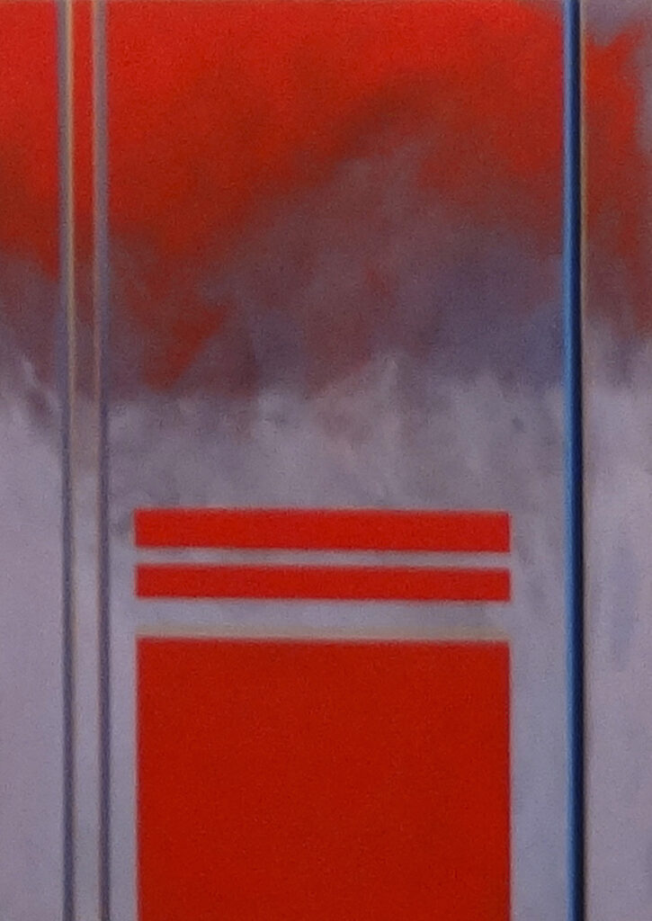 Larry Smith: Abstract Landscape 12