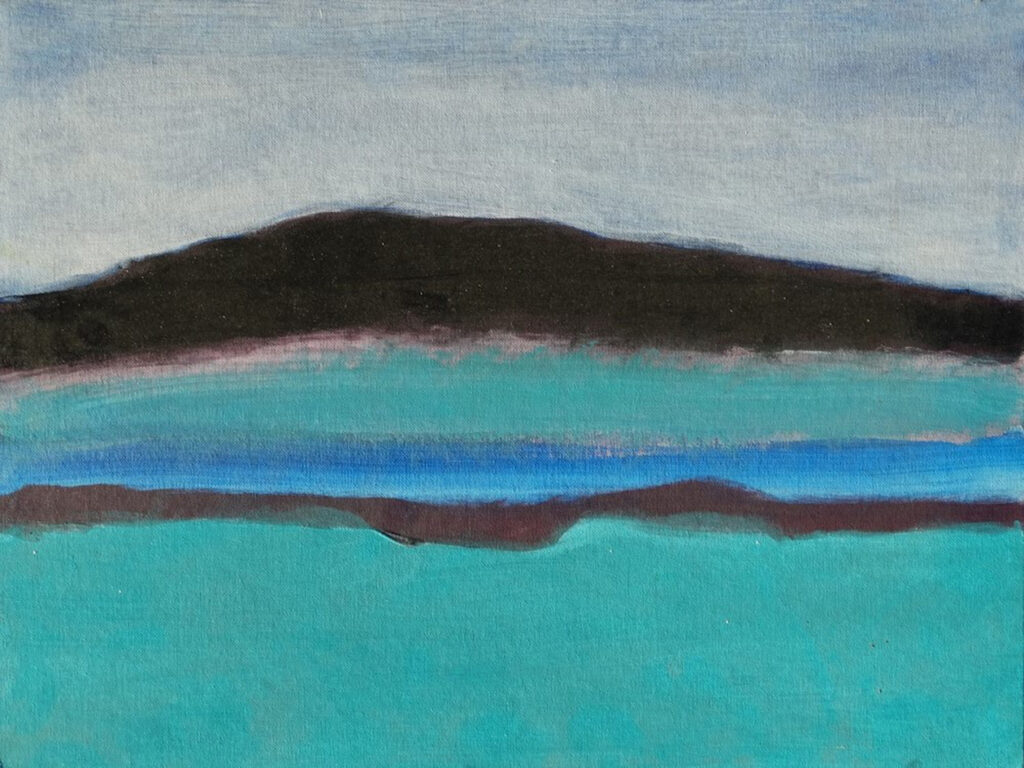 Larry Smith: Abstract Landscape 05