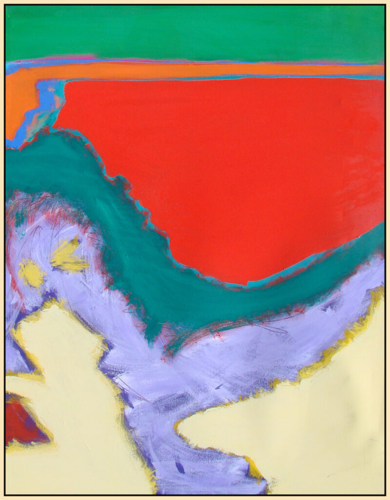 Larry Smith: Abstract Landscape 22