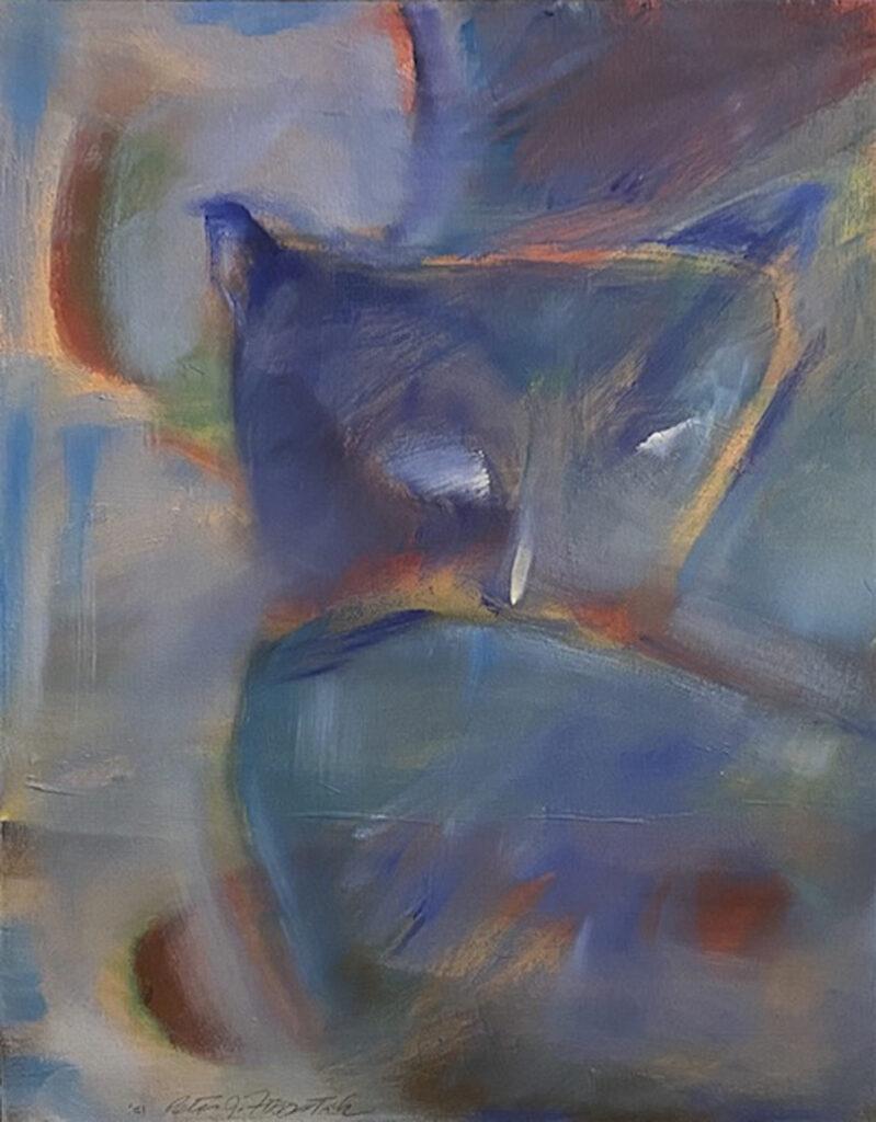 Peter Fitzpatrick: Blue Owl