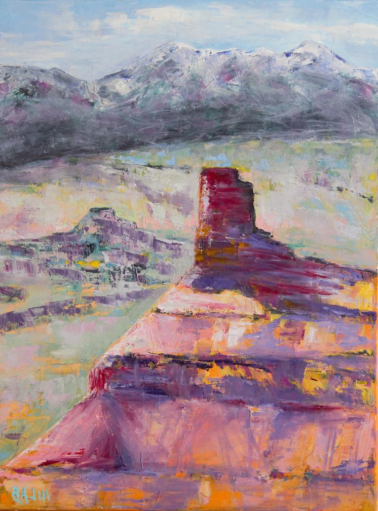 Mila Bakhirev: Canyon Country