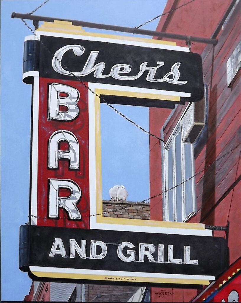 Jeff Warren: Cher's Bar & Grill