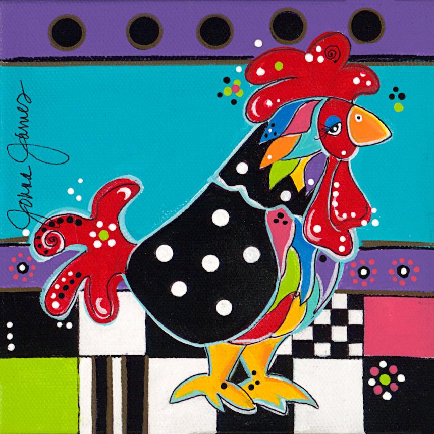 Jonna James: Chicken Mini