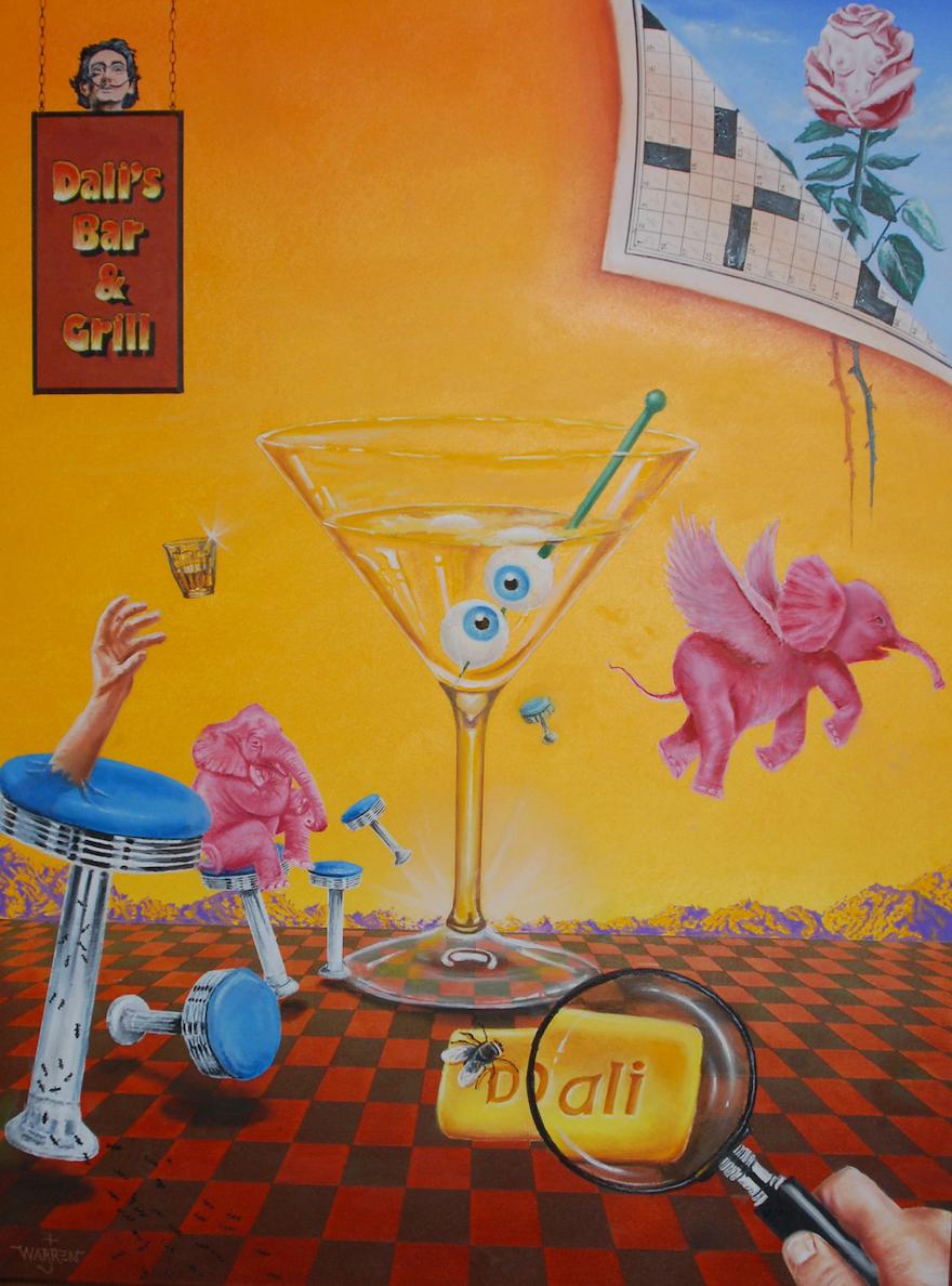 Jeff Warren: Dali's Bar & Grill