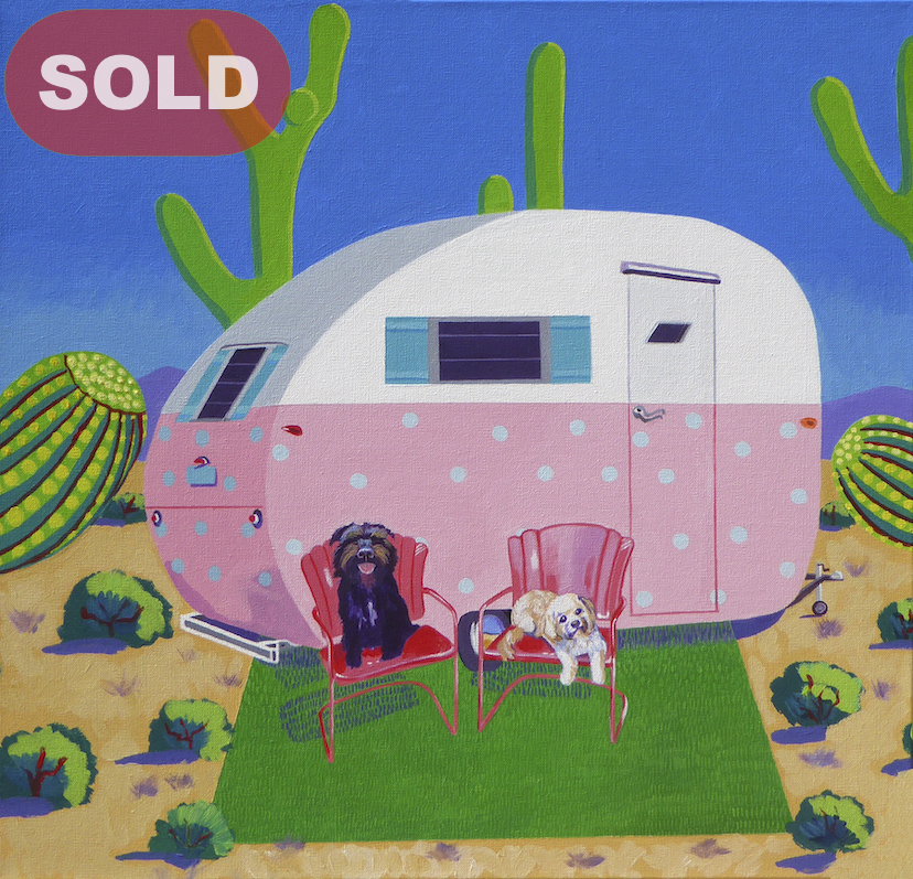 Jeannette Williams: Dogs on Vacation
