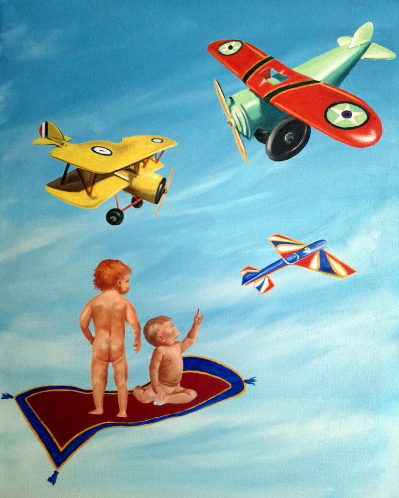 Jeff Warren: Flight School
