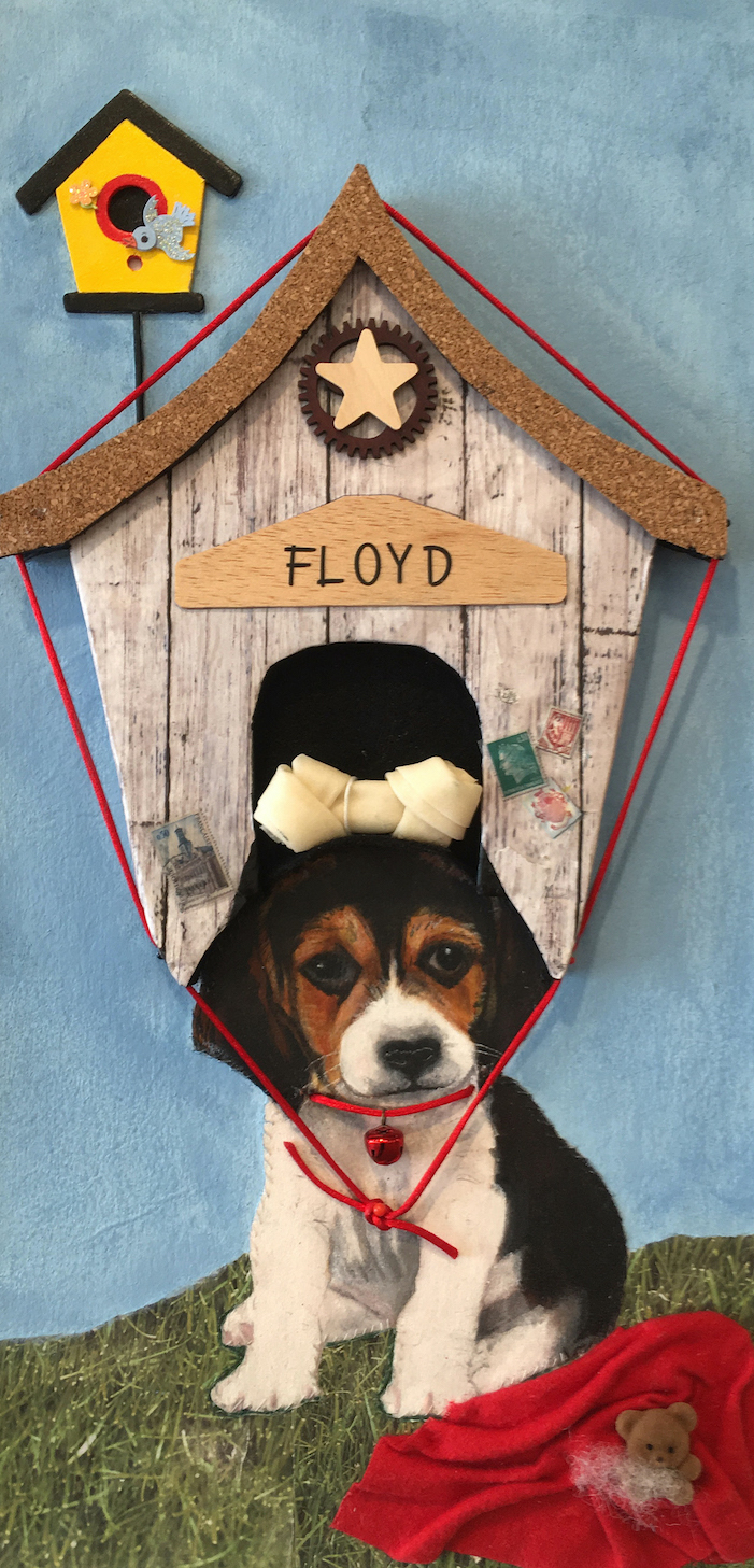 Floyd Lives In His Hat 1
