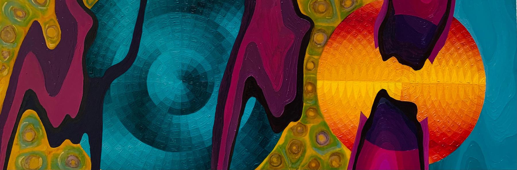 Catalina Salinas: Galaxy Colors