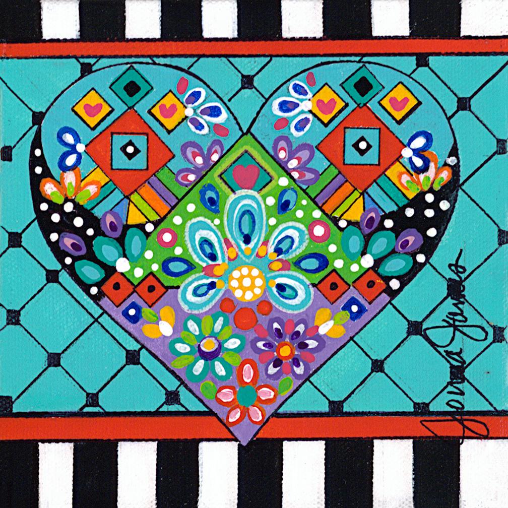 Jonna James: Happy Hearts