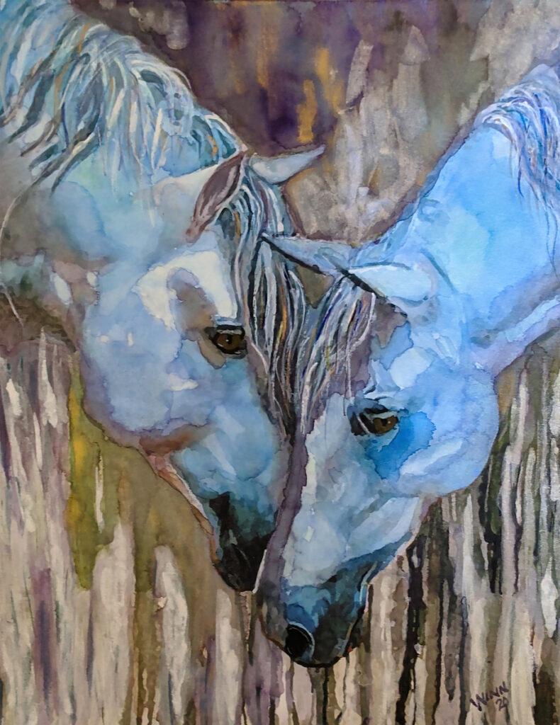 Penny Winn: Horse Love