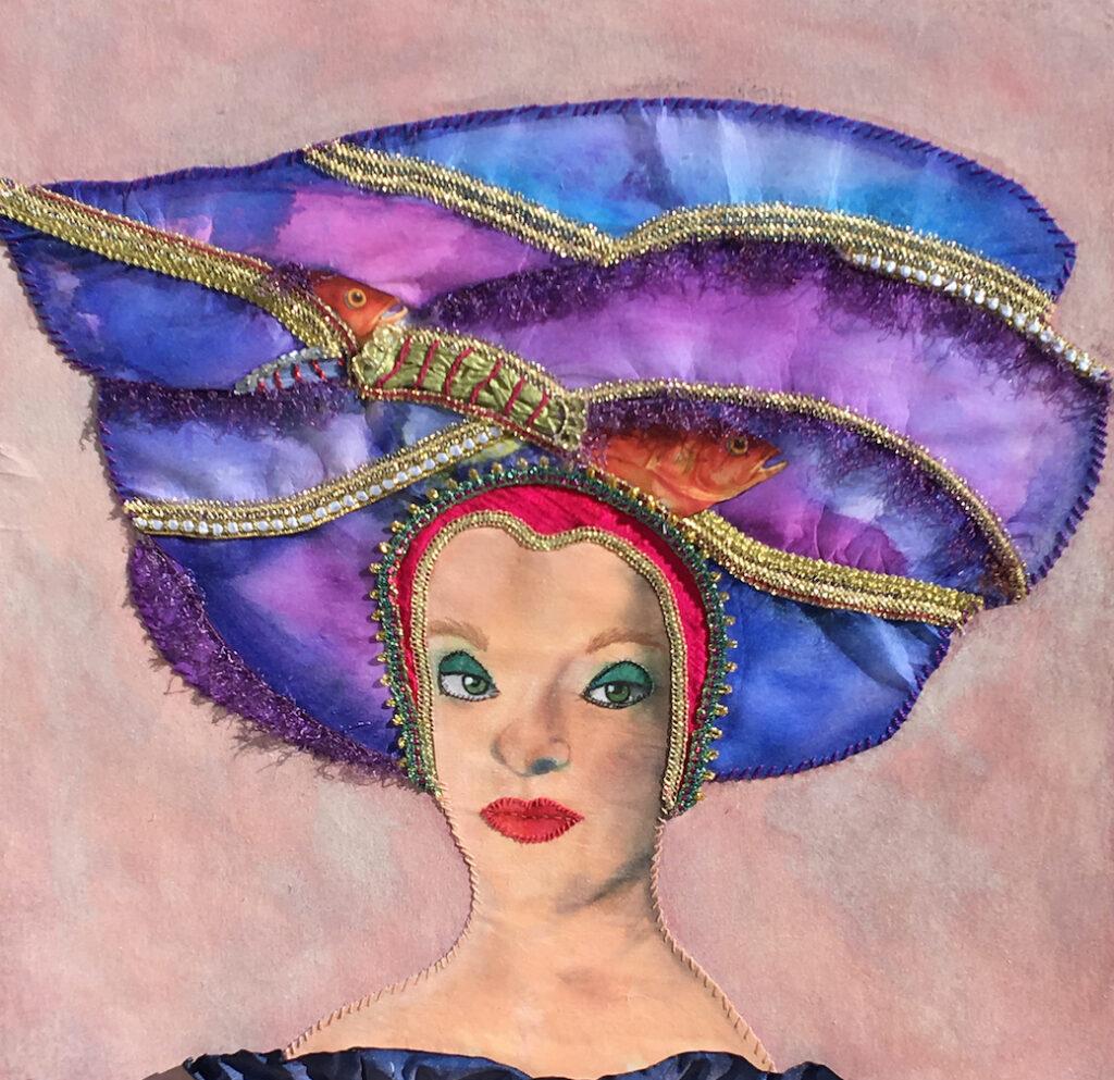 Kathie Brillhart: Madame Poisson