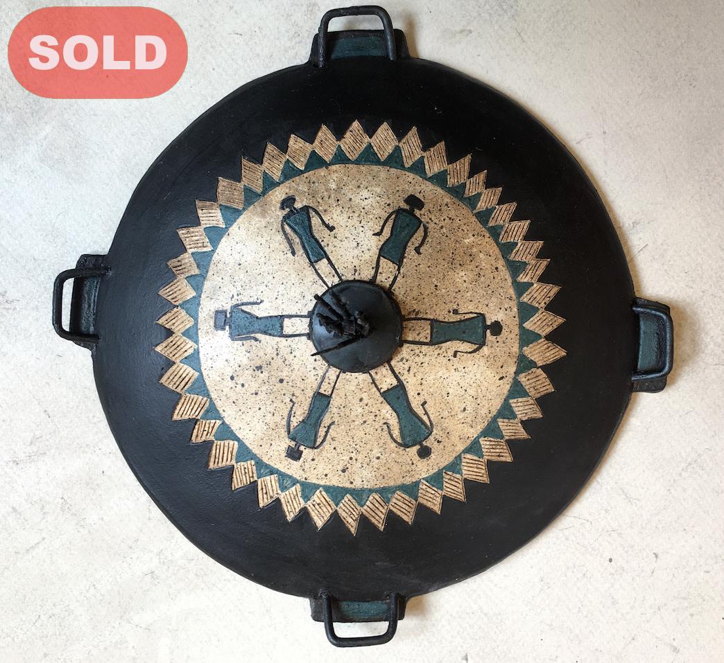 KD Fullerton: Medicine Wheel
