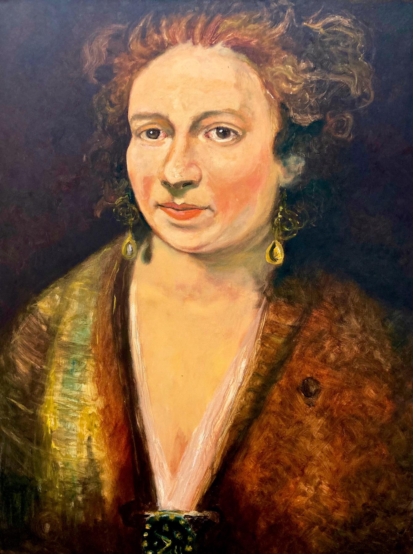 Santiago Pérez: Meditation on Rembrandt 10