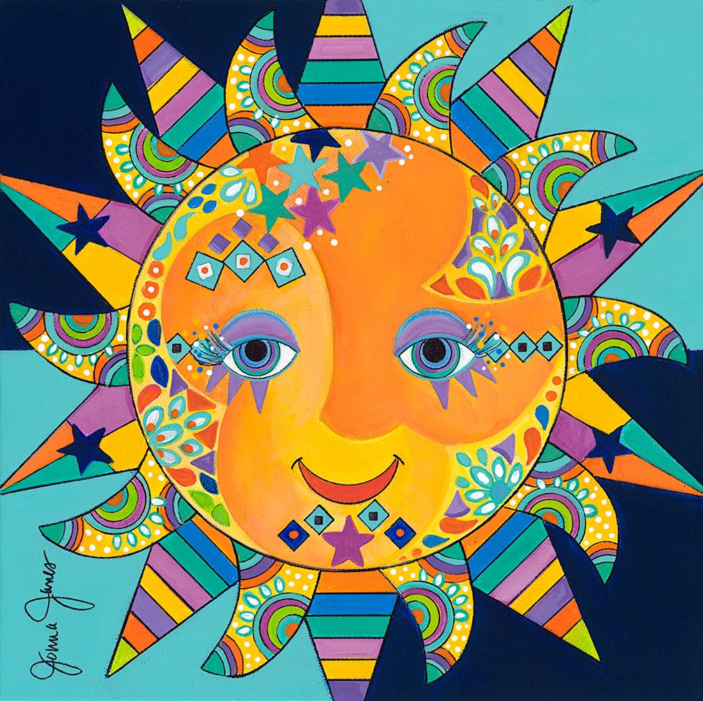 Jonna James: Mister Sunshine