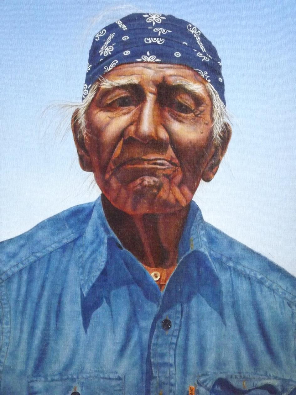 Jeff Warren: Navajo Elder