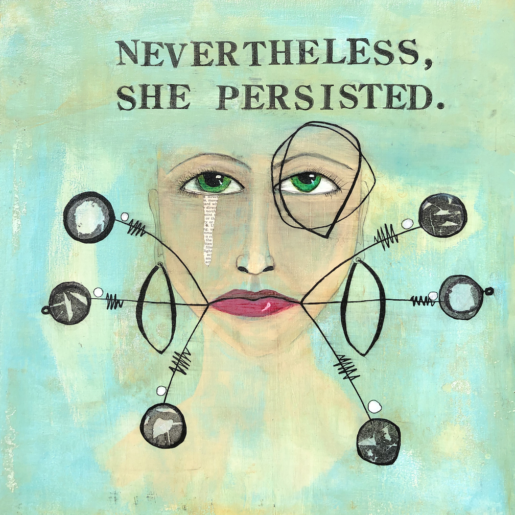 Annie Onderdonk: Nevertheless, She Persisted