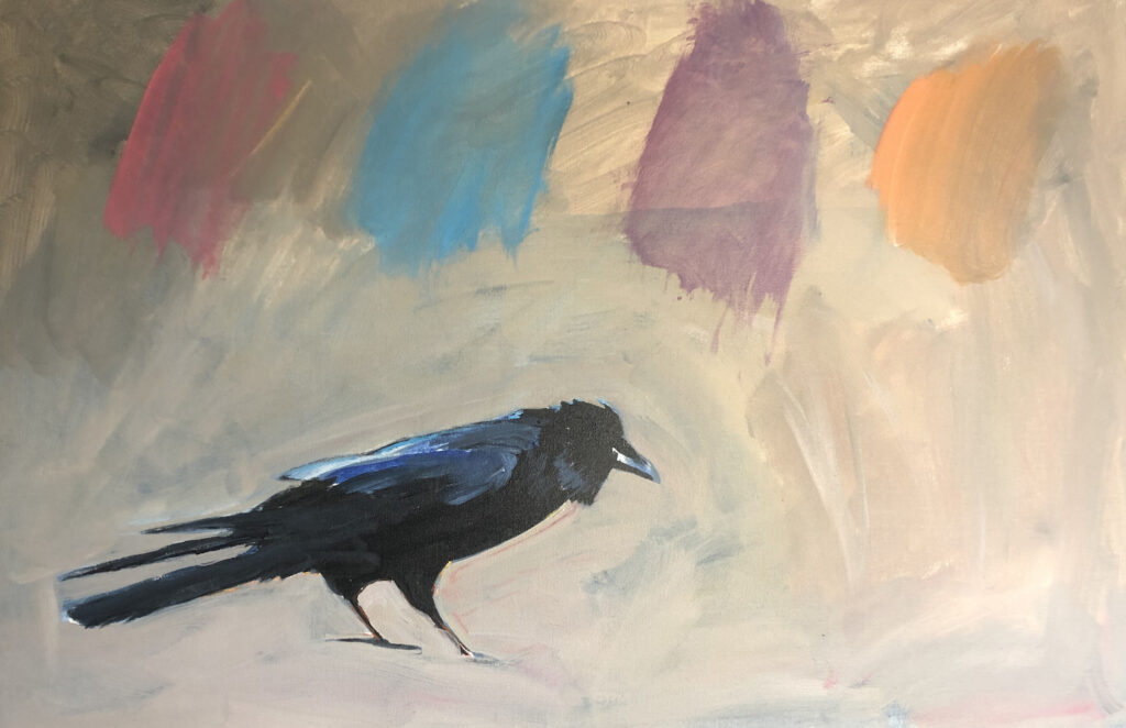Christopher Bull: Raven