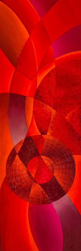 Catalina Salinas: Red Wine Memories
