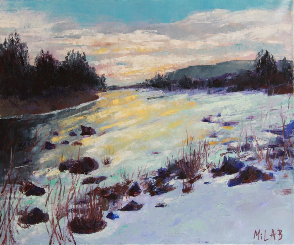 Mila Bakhirev: Stillness In My Heart