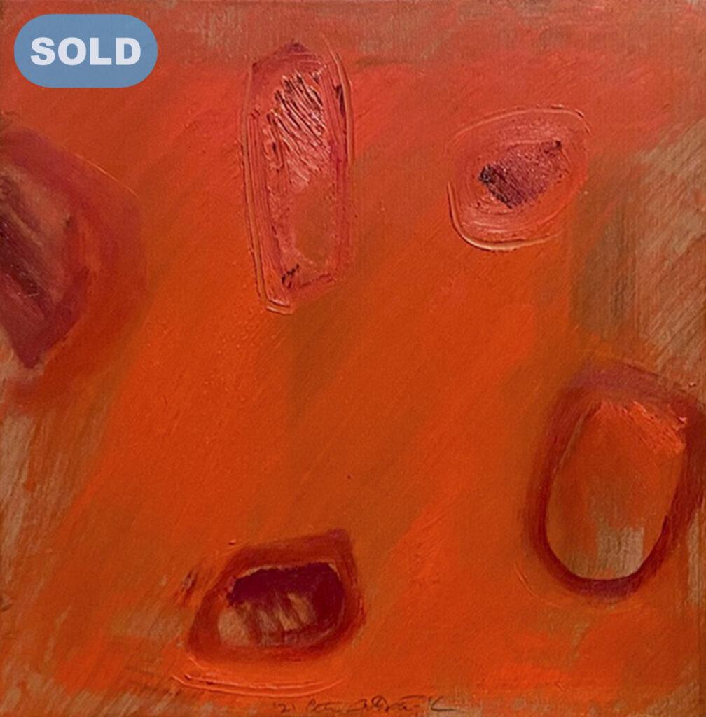 Peter Fitzpatrick: Surrounding Orange