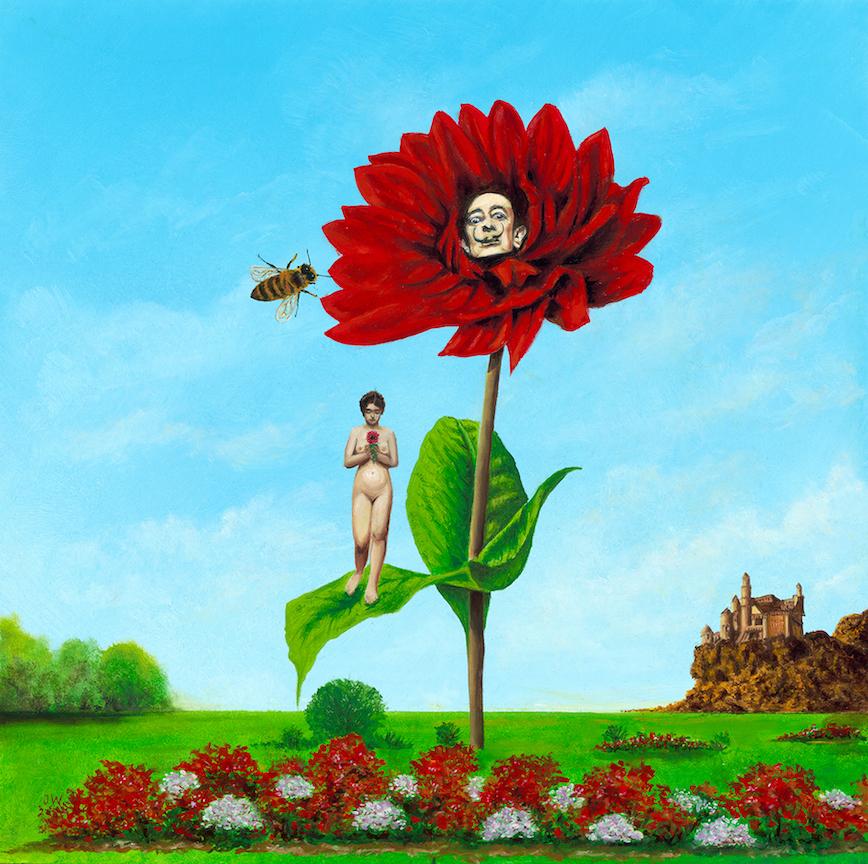 Jeff Warren: The Garden of Salvador Dahlia