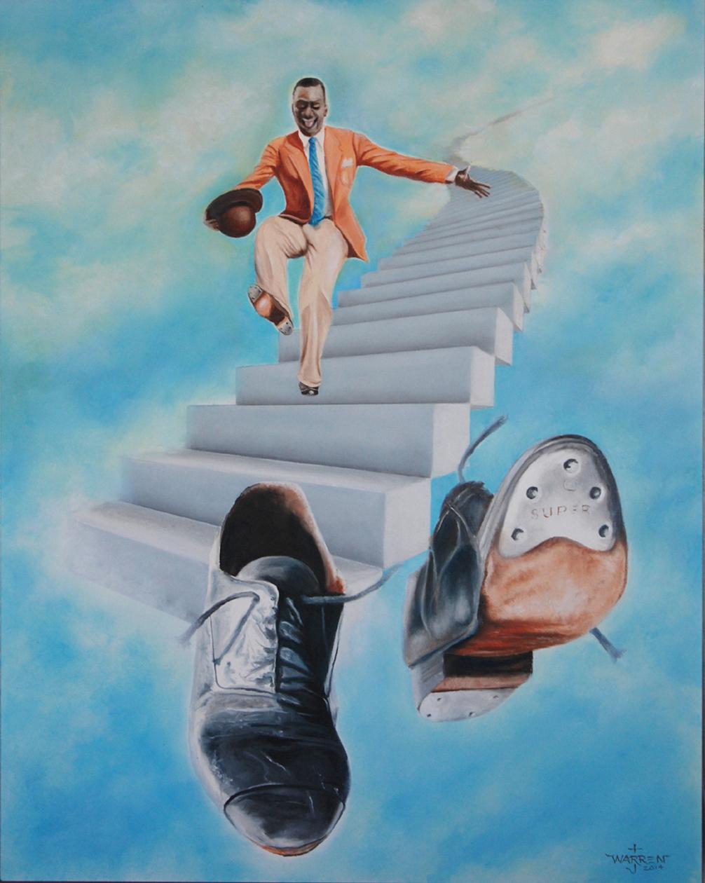 Jeff Warren: The Spirit of Bojangles