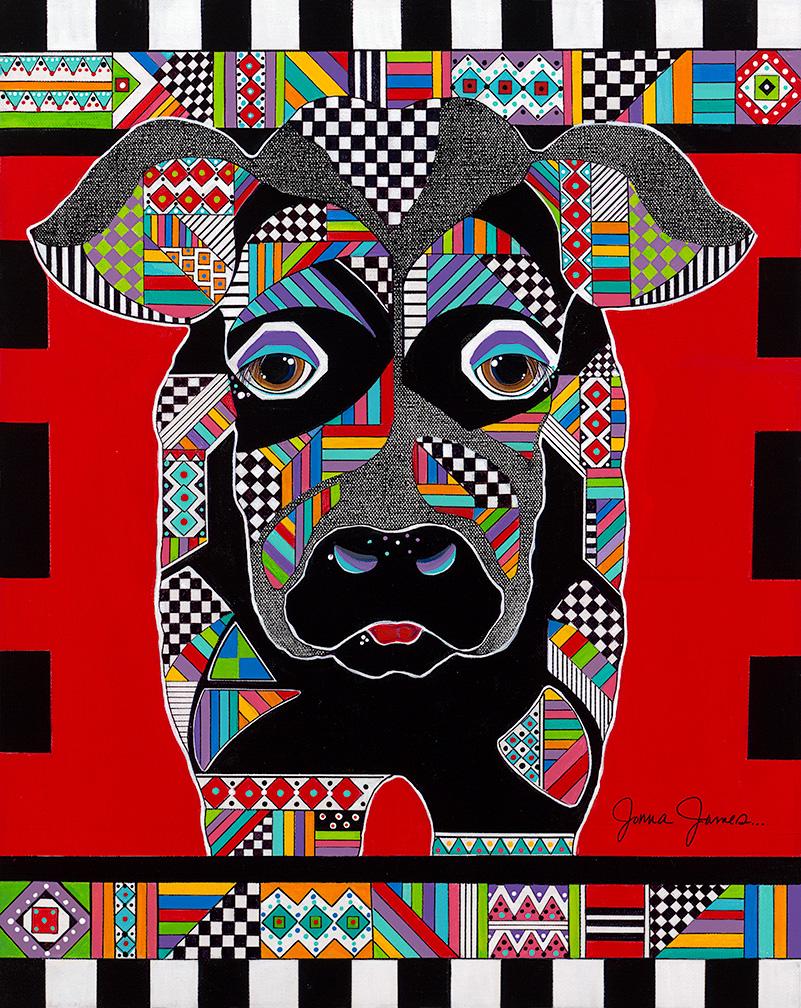 Jonna James: Victorio Vaca