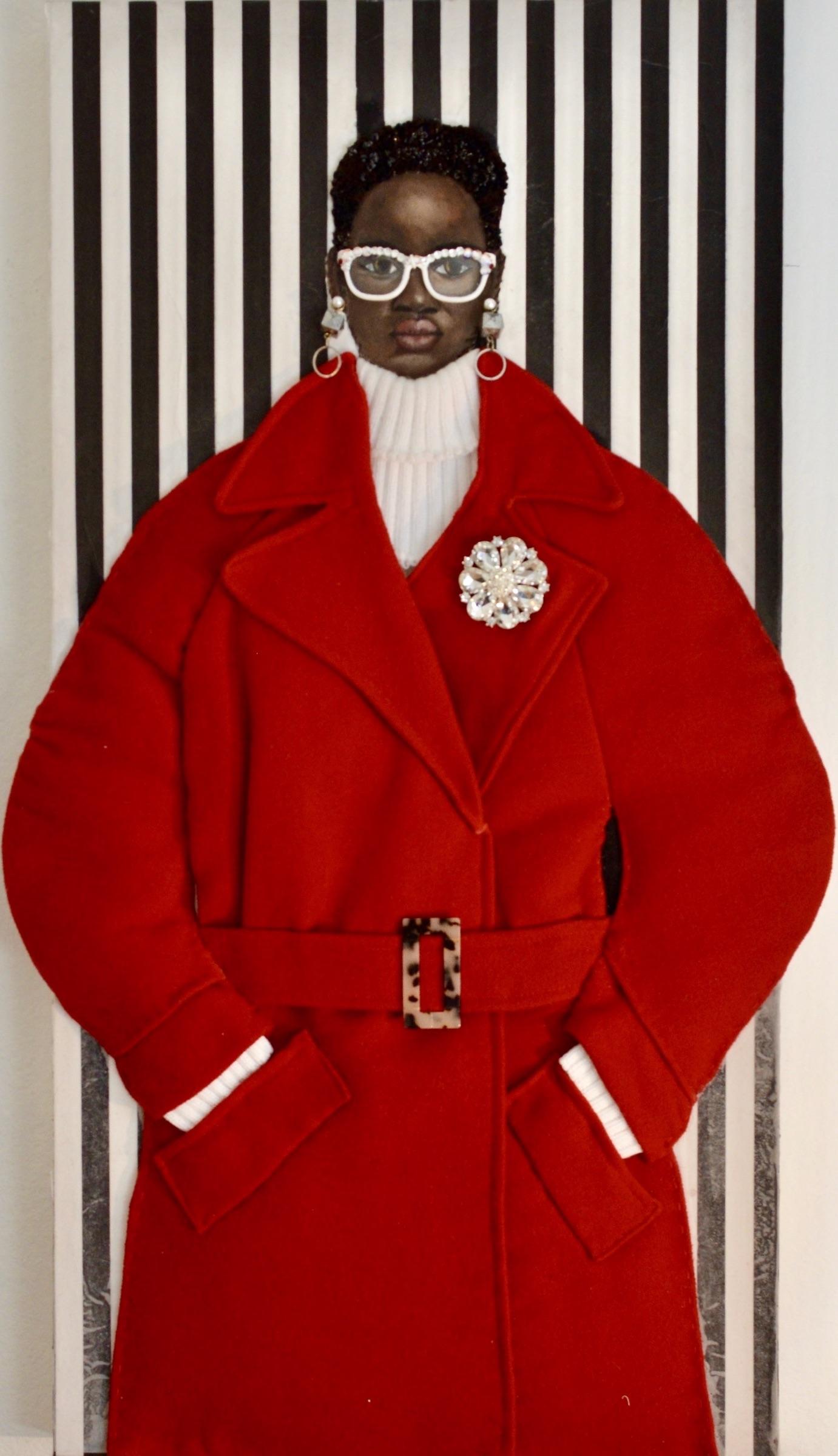 Kathie Brillhart: When Fashion Wears the Woman