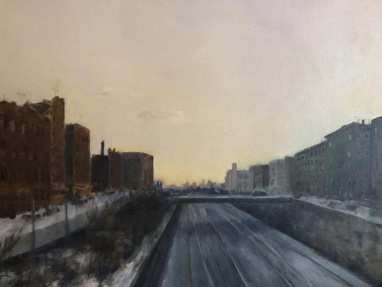Alexandra Dell'Amore: 185th Street Bronx