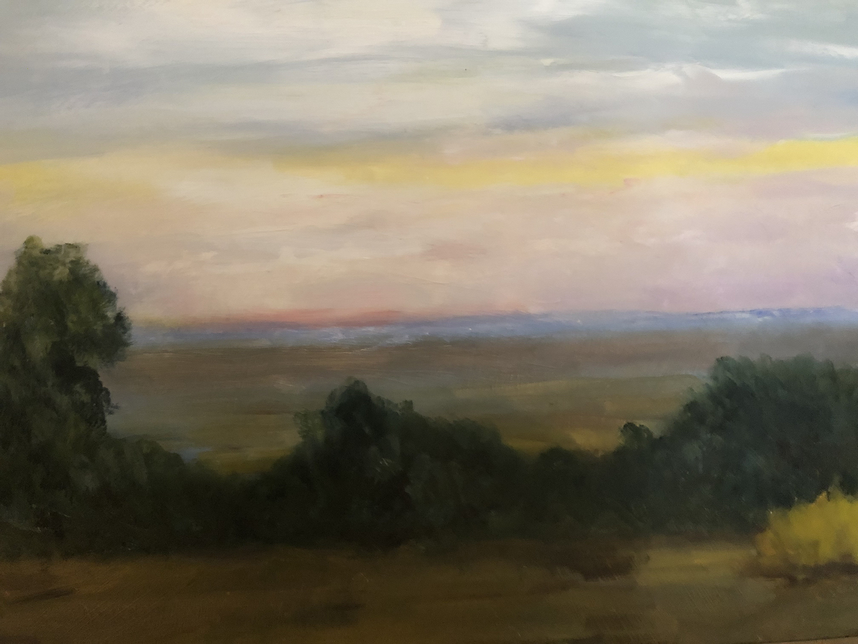 Alexandra Dell'Amore: Albuquerque Sunset