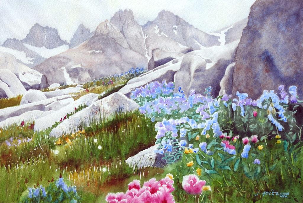 Jane Fritz: Alpine Splendor