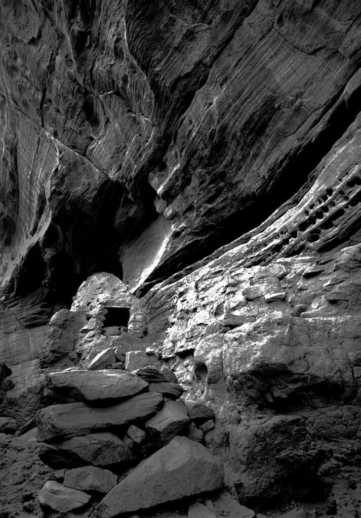 Glenn Hohnstreiter: Anasazi Granary