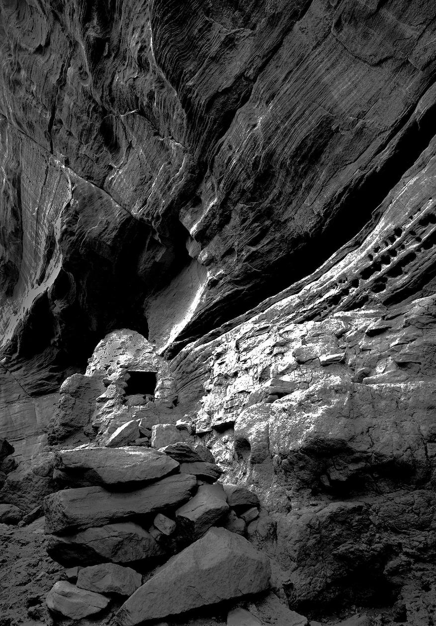 Anasazi Granary, Hohnstreiter
