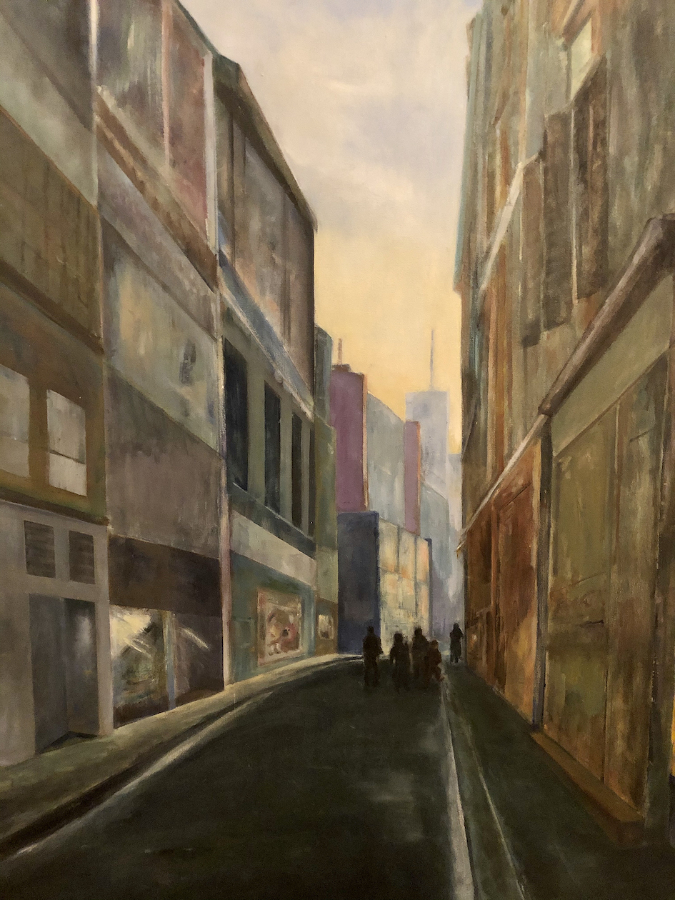 Alexandra Dell'Amore: Ann Street NYC