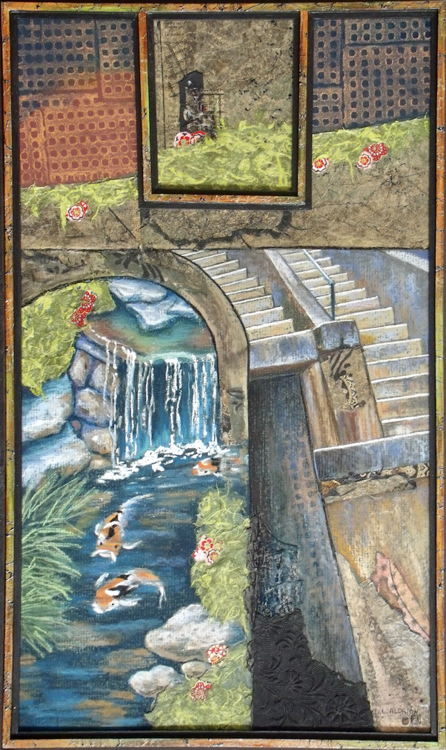 Donna L. Aldrich: Beneath the Bridge