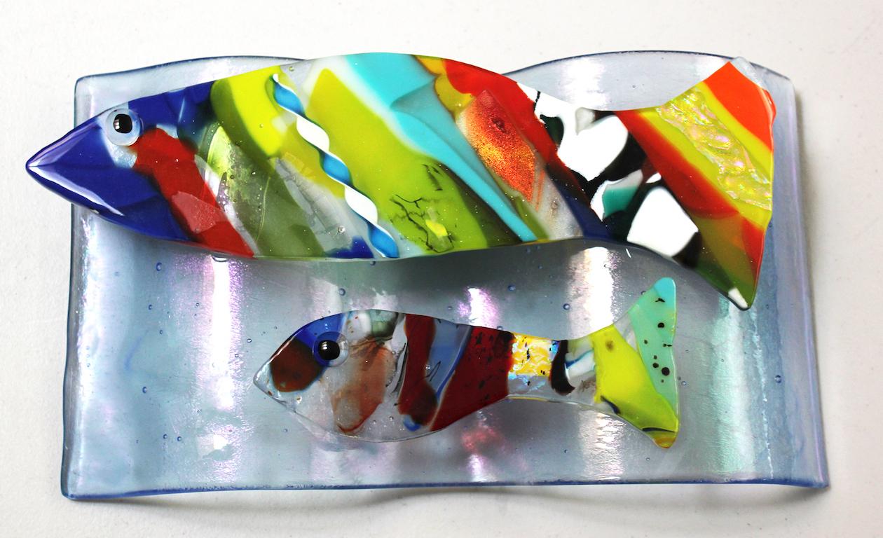 Linda Boyes: Big Fish, Little Fish