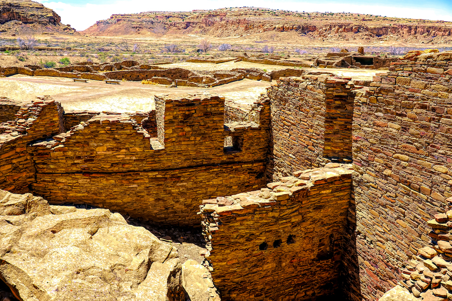 Tim Anderson: Chaco Canyon #0696
