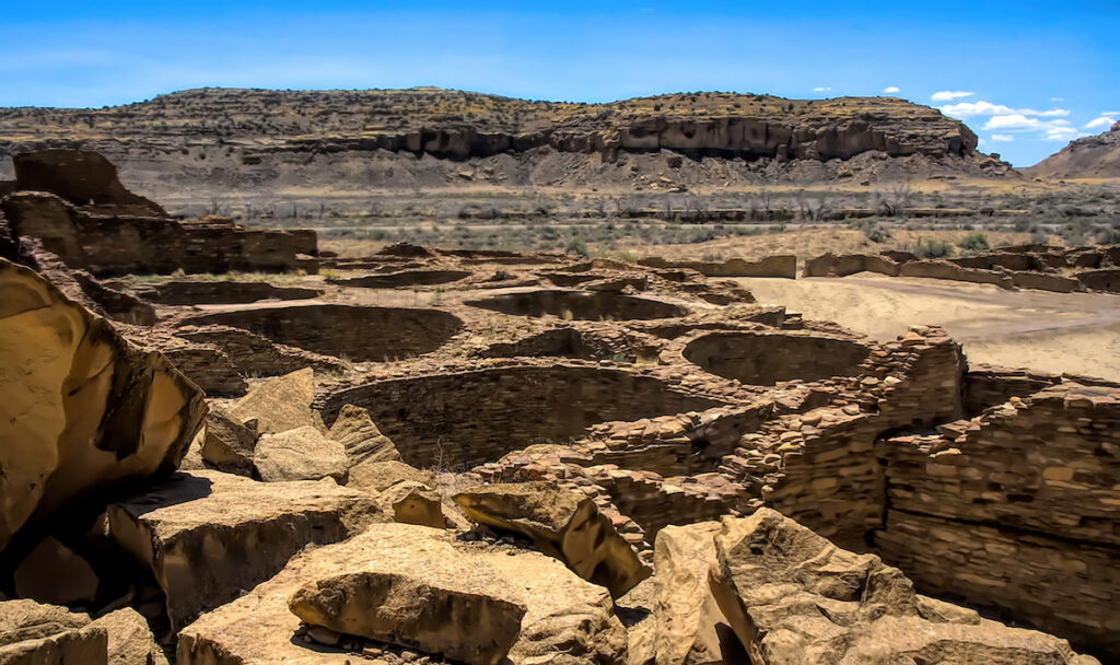 Tim Anderson: Chaco Canyon #0697