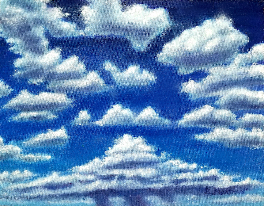 Bill Monthan: Cloud Day Dreaming