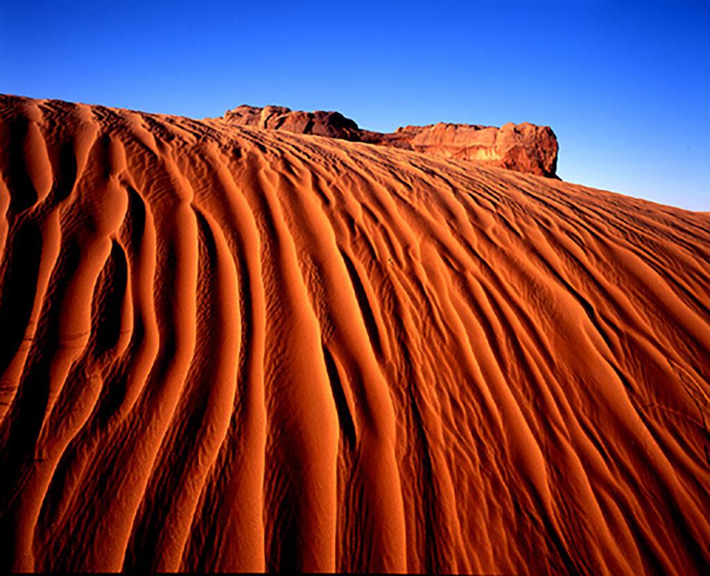 Glenn Hohnstreiter: Dunes at Dawn