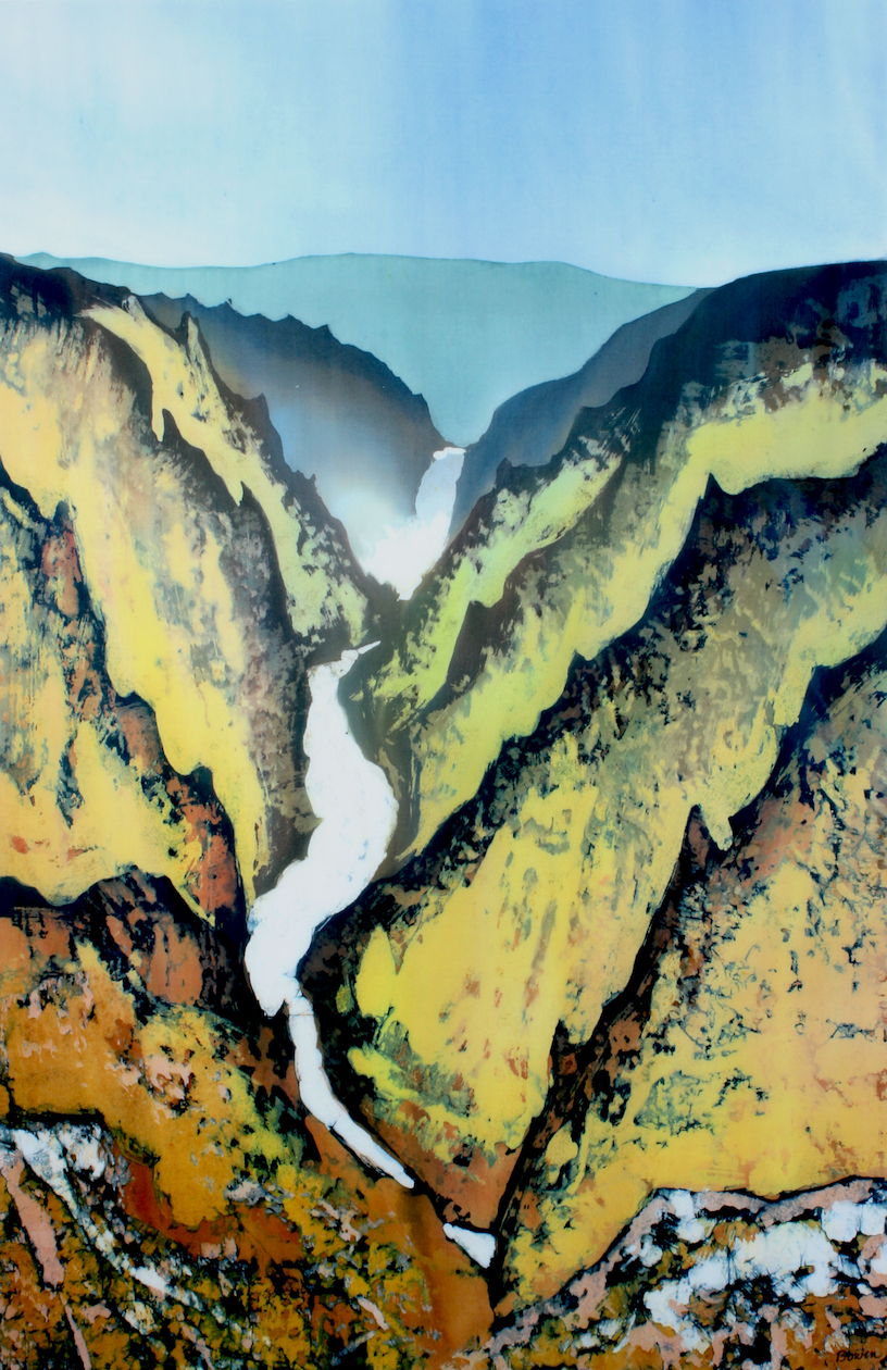 Dorothy Bunny Bowen: Grand Canyon of the Yellowstone