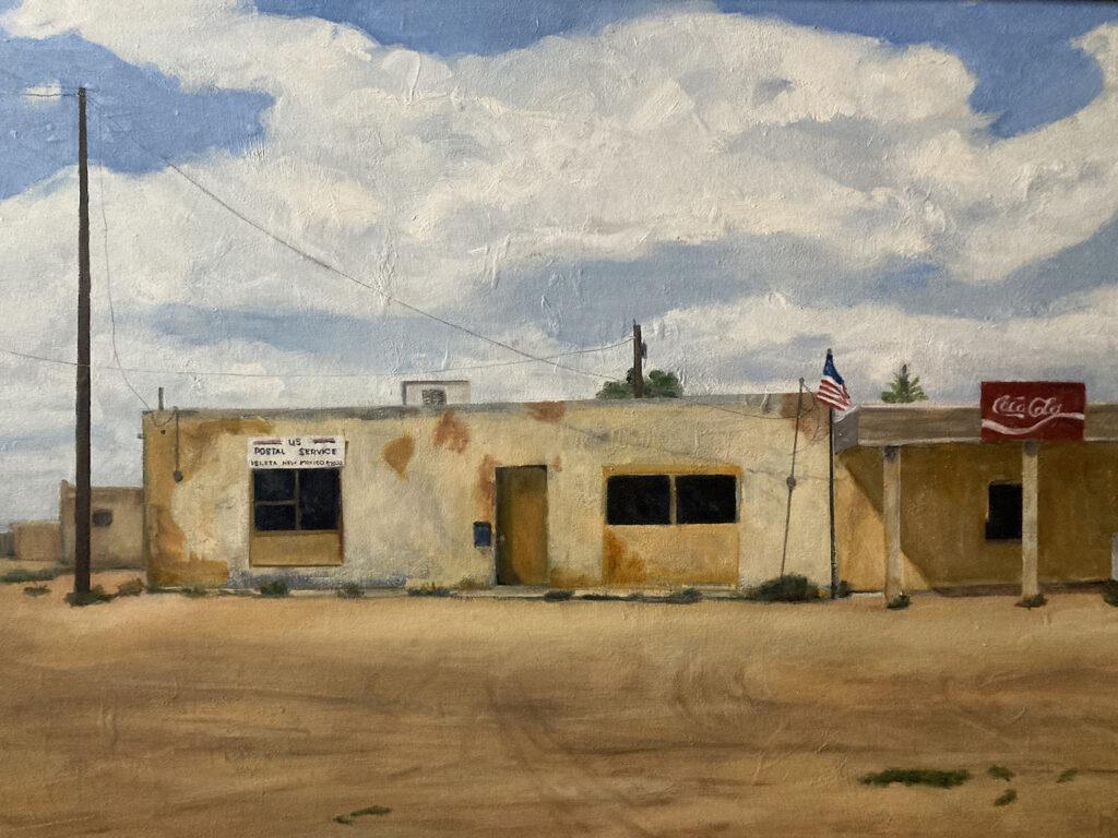 Alexandra Dell'Amore: Isleta Post Office