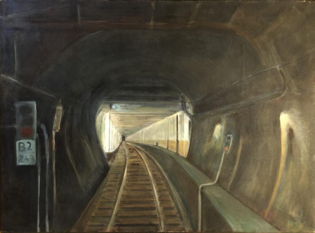 Alexandra Dell'Amore: Lexington Ave 42nd Street Subway