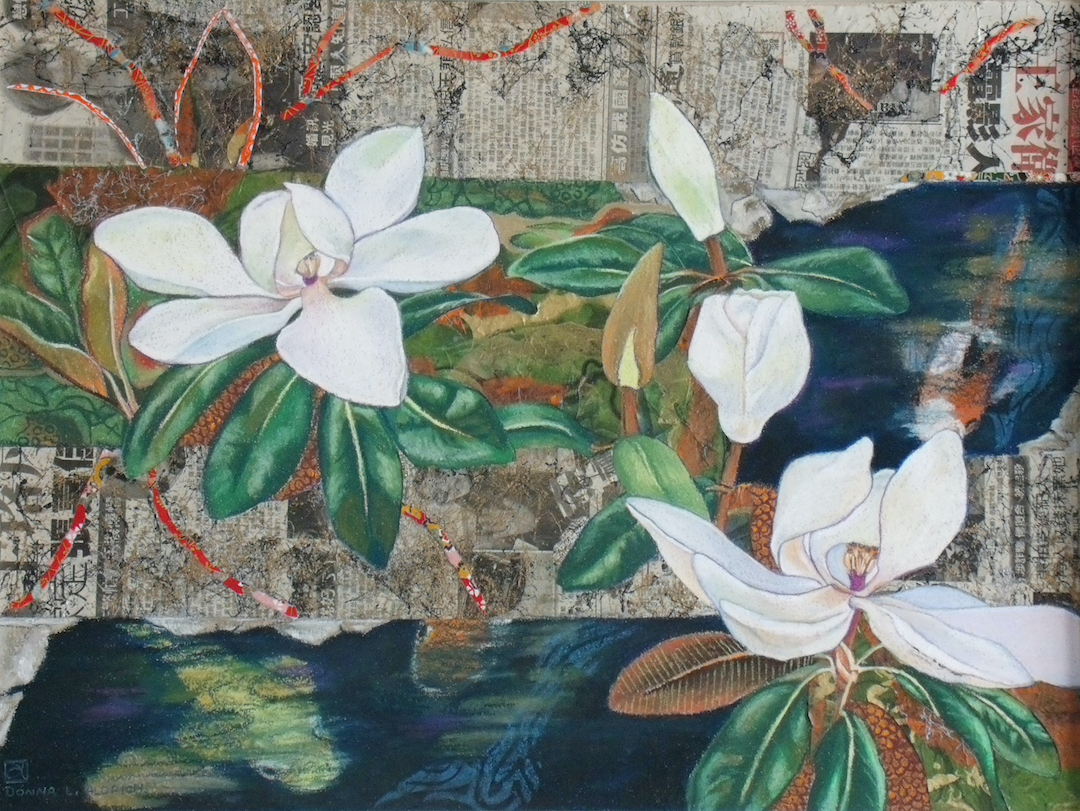 Donna L. Aldrich: Magnolia's Etude