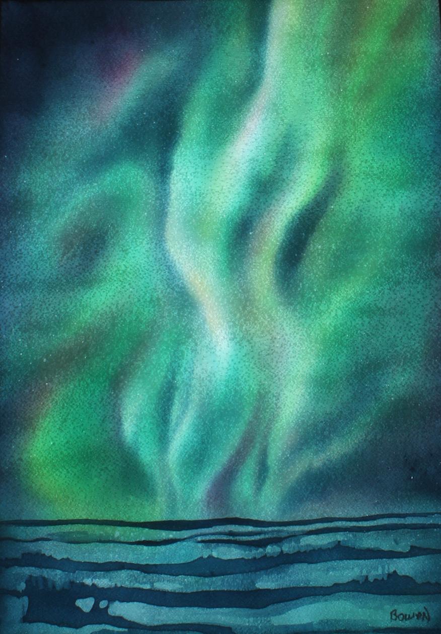Dorothy Bunny Bowen: Midnight, March, Manitoba