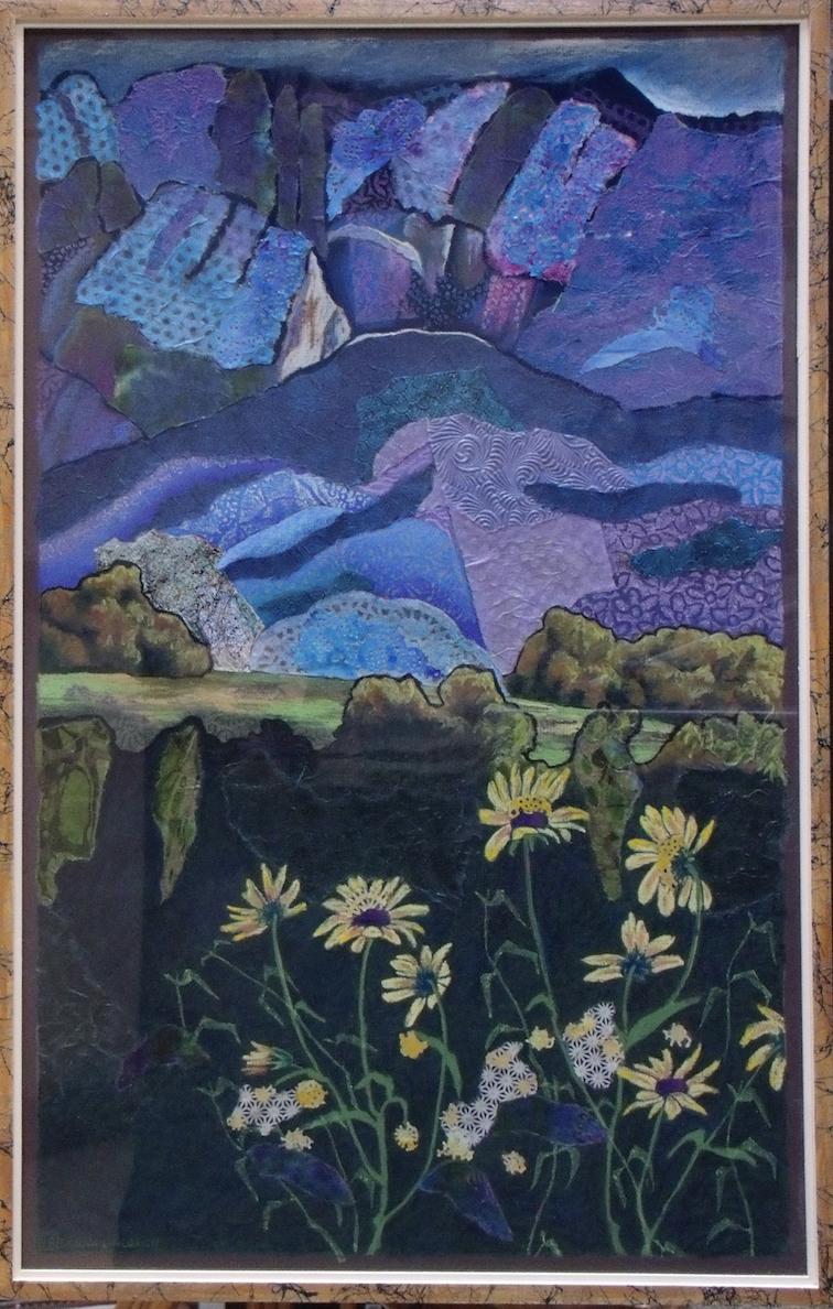 Donna L. Aldrich: Mountain Flowers