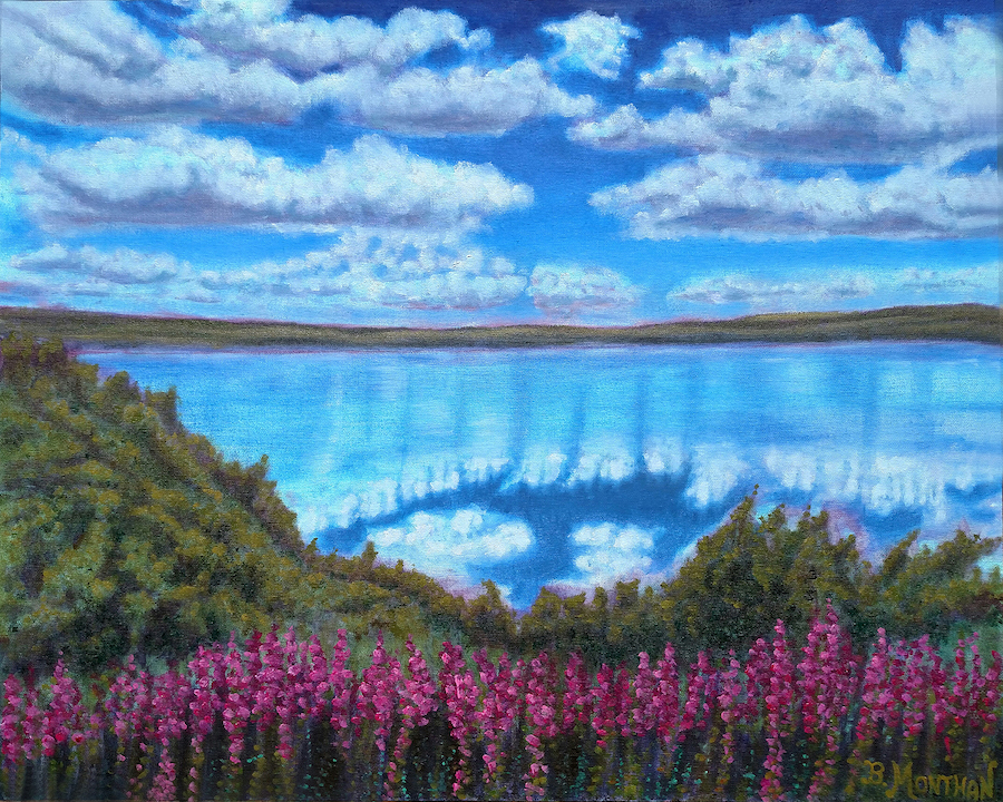 Bill Monthan: Northern Reflections