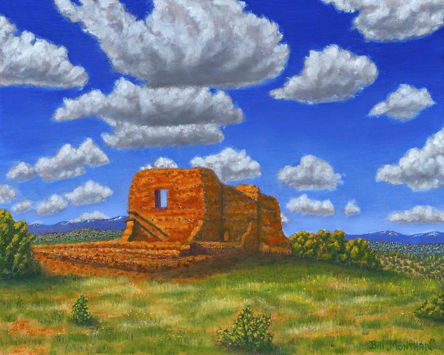 Bill Monthan: Pecos Moment