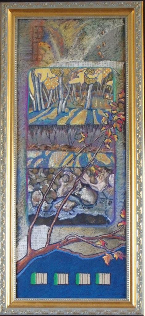Donna L. Aldrich: Pond Beyond