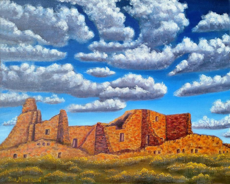 Bill Monthan: Pueblo Bonito